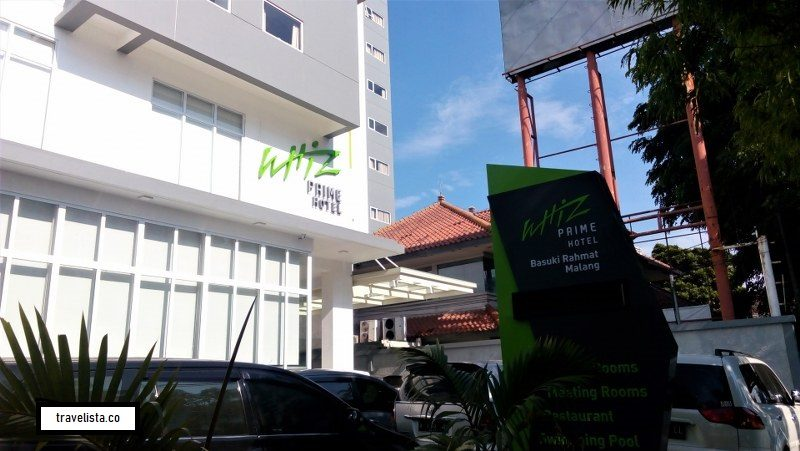 Review On Whiz Prime Hotel Malang East Java Indonesia Travelista Co
