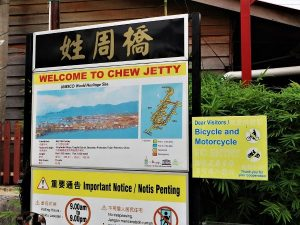 Visit Unique Chew Jetty Village in Penang Malaysia