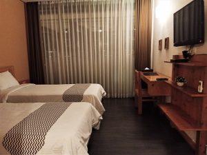 bedroom at Aventree Syariah Homestay Malang
