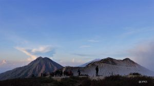 Entrance Fee of Ijen Crater Banyuwangi Indonesia for Foreigner