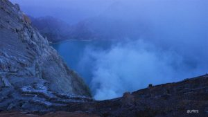 Ticket Fee of Ijen Crater Banyuwangi Indonesia for Foreigner