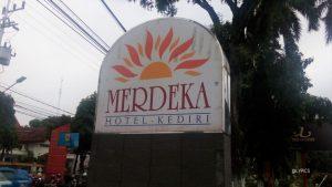 Stay at Merdeka Hotel Kediri East Java