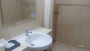 Bathroom of Merdeka Hotel Kediri East Java