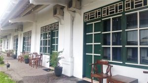 Stay at Merdeka Hotel Kediri East Java Indonesia