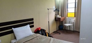 the room at Hotel Grand Inn Hotel George Town Penang