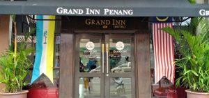 Grand Inn Penang Road Hotel George Town Penang Malaysia
