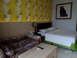 Room at Pohon Inn Hotel Batu Indonesia
