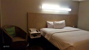 room at Bintang Kuta Hotel at Kuta Bali Indonesia