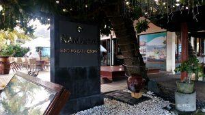 Restaurant of  Bintang Bali Resort at Kuta Bali