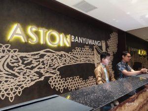 Lobby Aston Hotel & Conference Banyuwangi Indonesia