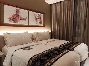 the room at Aston Hotel Banyuwangi East Java