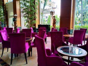 Lobby of Novotel Solo Hotel Indonesia
