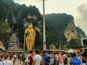 Batu Caves a Must Visit Hindu Temple in Malaysia