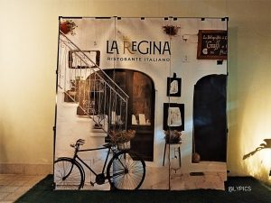 Best Pizza at La Regina Ristorante Italiano Malang East Java