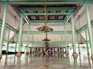Royal Gazebo of Pura Mangkunegaran Solo