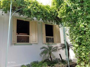 Royal Family Housing Area at Pura Mangkunegaran Solo