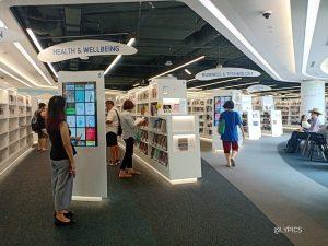 Library@Harbourfront Vivocity Mall Singapore