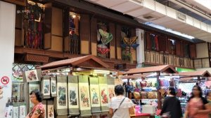 Enjoy Pasar Seni Kuala Lumpur Malaysia in Couple Hours