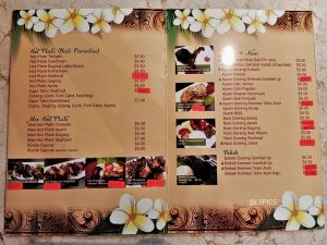 Good Food at Bali Paradise Restaurant Bandar Seri Begawan
