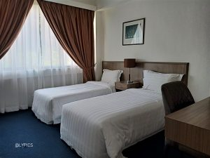 Comfort and Clean Room of Jubilee Hotel Brunei Darussalam