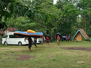 BOSPro Rafting and Outing Provider  at Songgon River