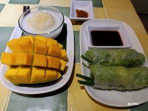 Thailand and Vietnamese Food at ThaiNam Malang East Java