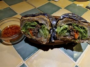 Thailand and Vietnamese Food at ThaiNam Malang East Java Indonesia
